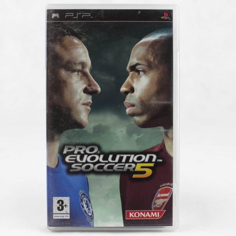 Pro Evolution Soccer 5 (Sony PSP)