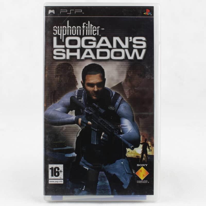 Syphon Filter: Logan's Shadow (Sony PSP)