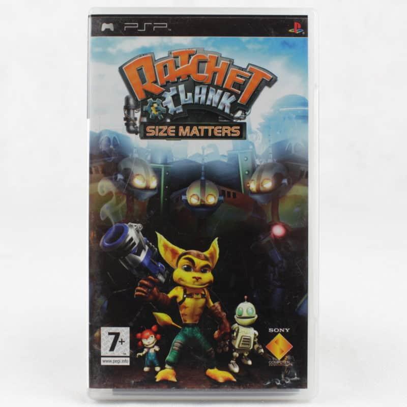 Ratchet & Clank: Size Matters (Sony PSP)