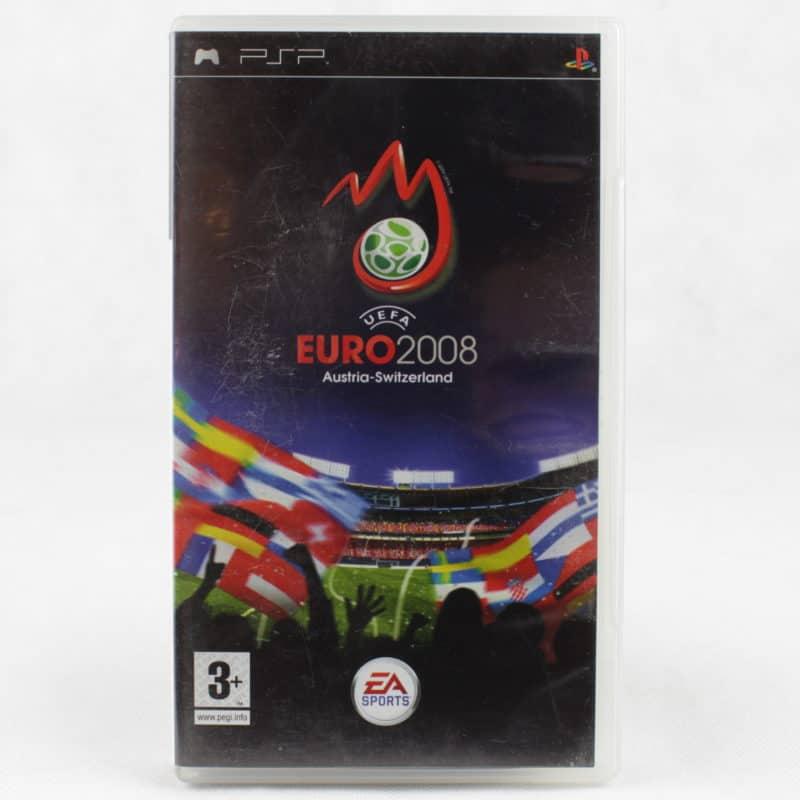 UEFA Euro 2008 (Sony PSP)
