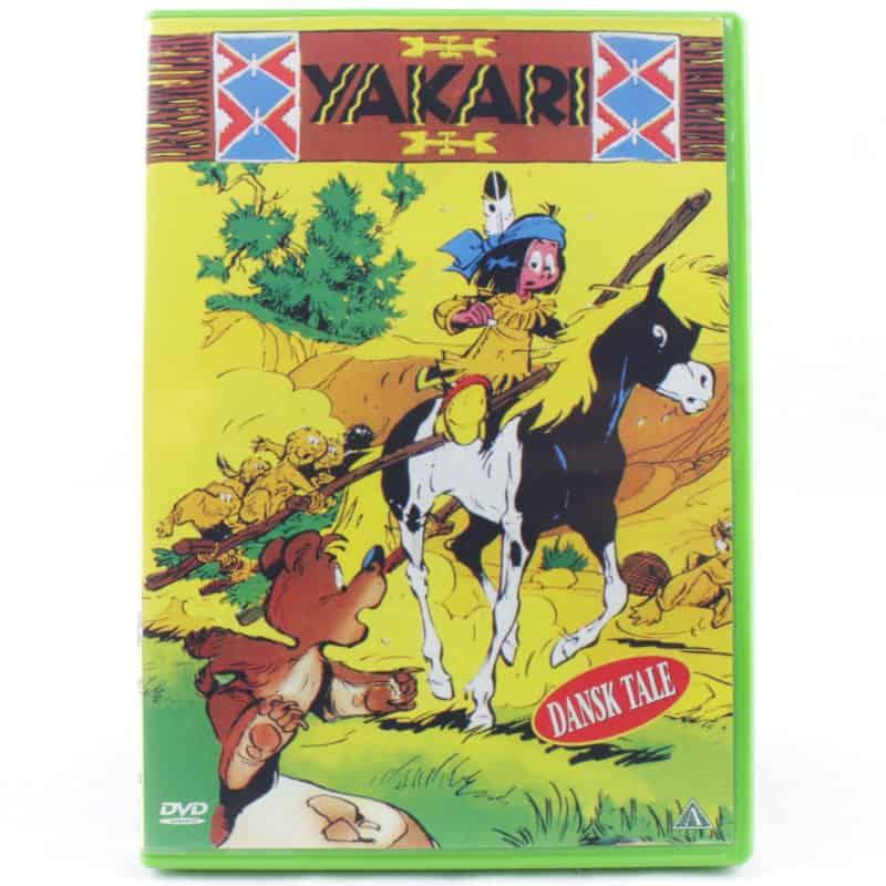 Yakari 3 (DVD)