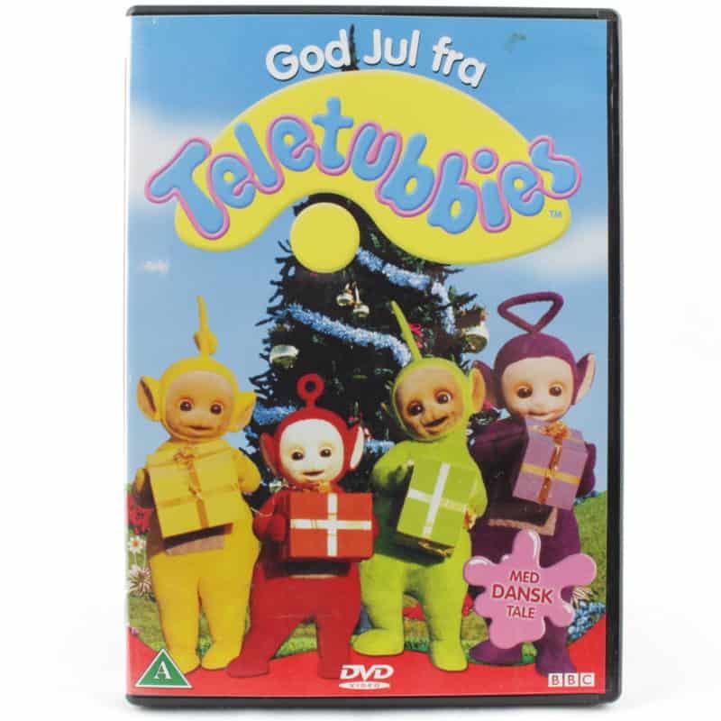 God jul fra Teletubbies (DVD)
