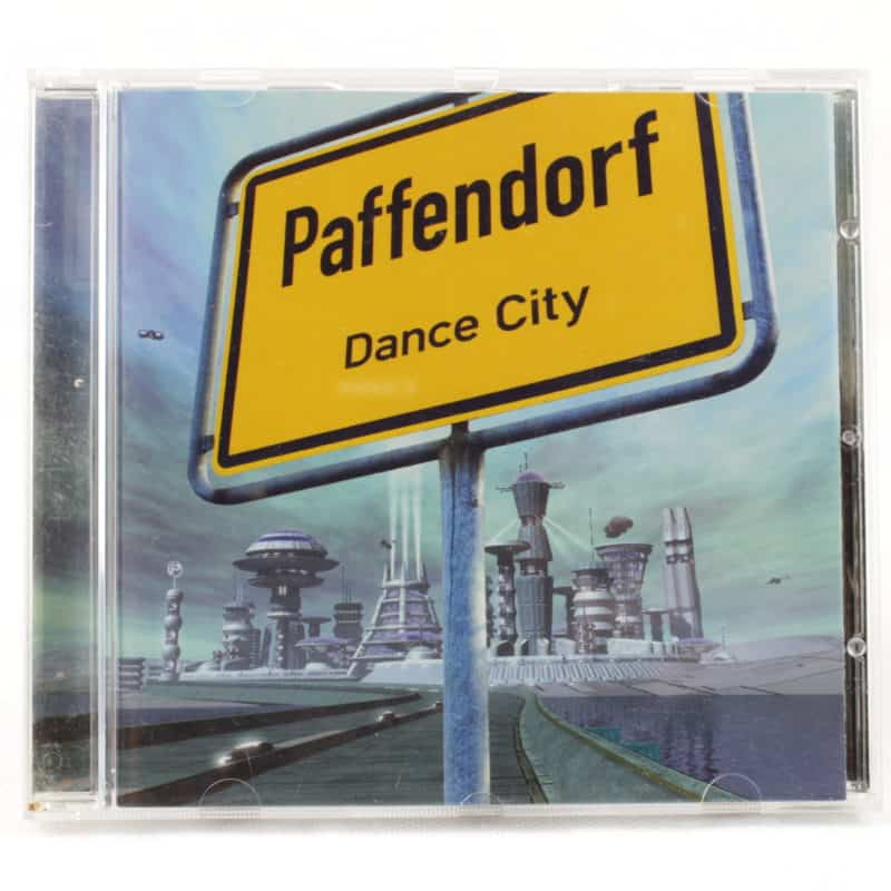 Paffendorf – Dance City (CD, 2000)