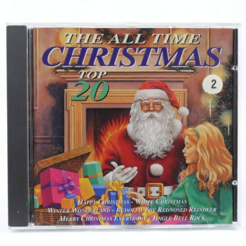 The Alan Peters Orchestra & Chorus – The All Time Christmas Top 20 (CD, 1995)