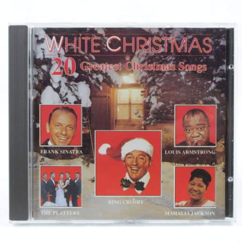 White Christmas - 20 Greatest Christmas Songs (CD, 1989)