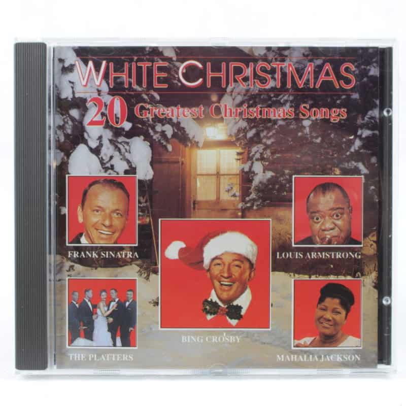 White Christmas - 20 Greatest Christmas Songs (CD, 1989)