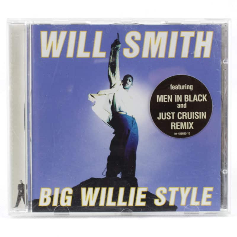 Will Smith – Big Willie Style (CD, 1997)