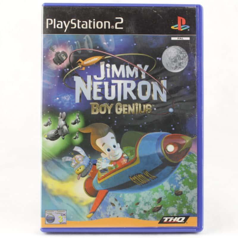 Jimmy Neutron: Boy Genius (PS2)