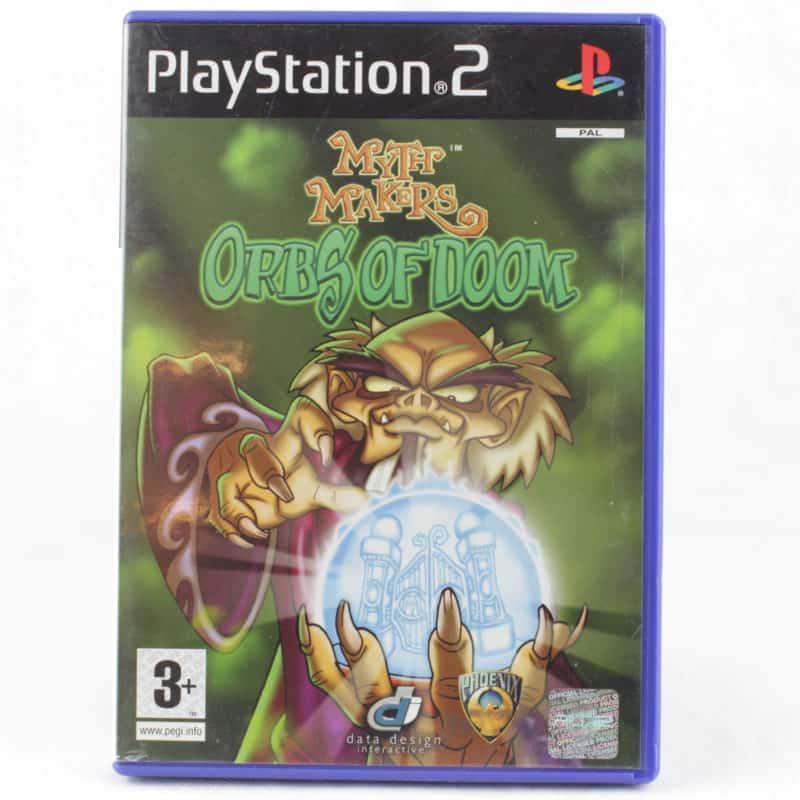 Myth Makers: Orbs of Doom (PS2)