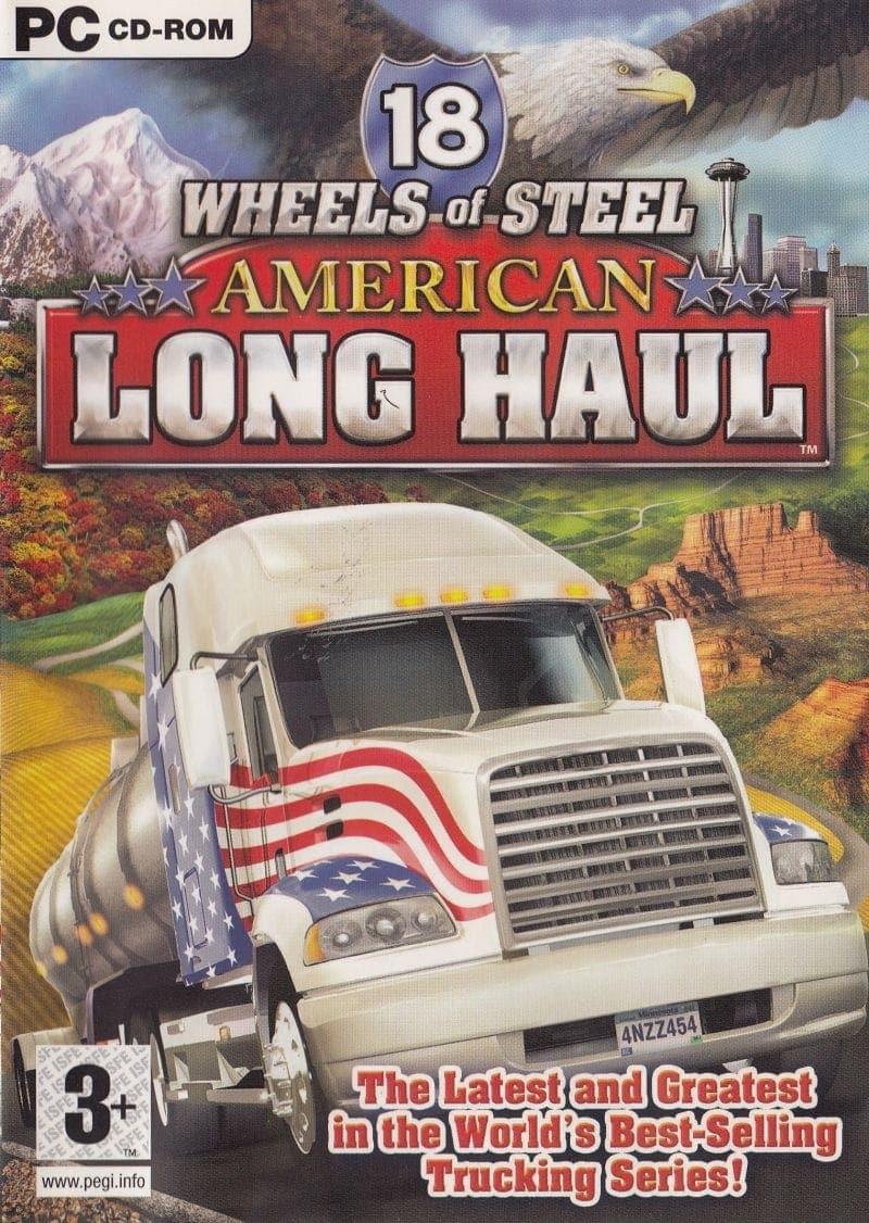 18 Wheels of Steel: American Long Haul (PC)