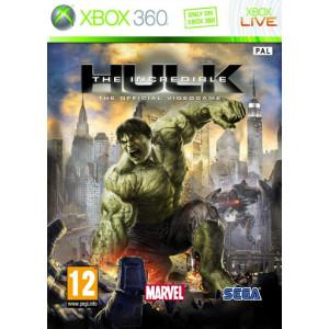 The Incredible Hulk (Xbox 360)