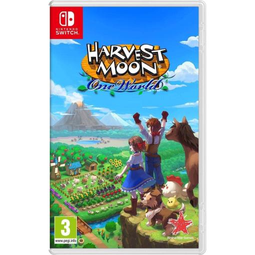 Harvest Moon: One World (Nintendo Switch)