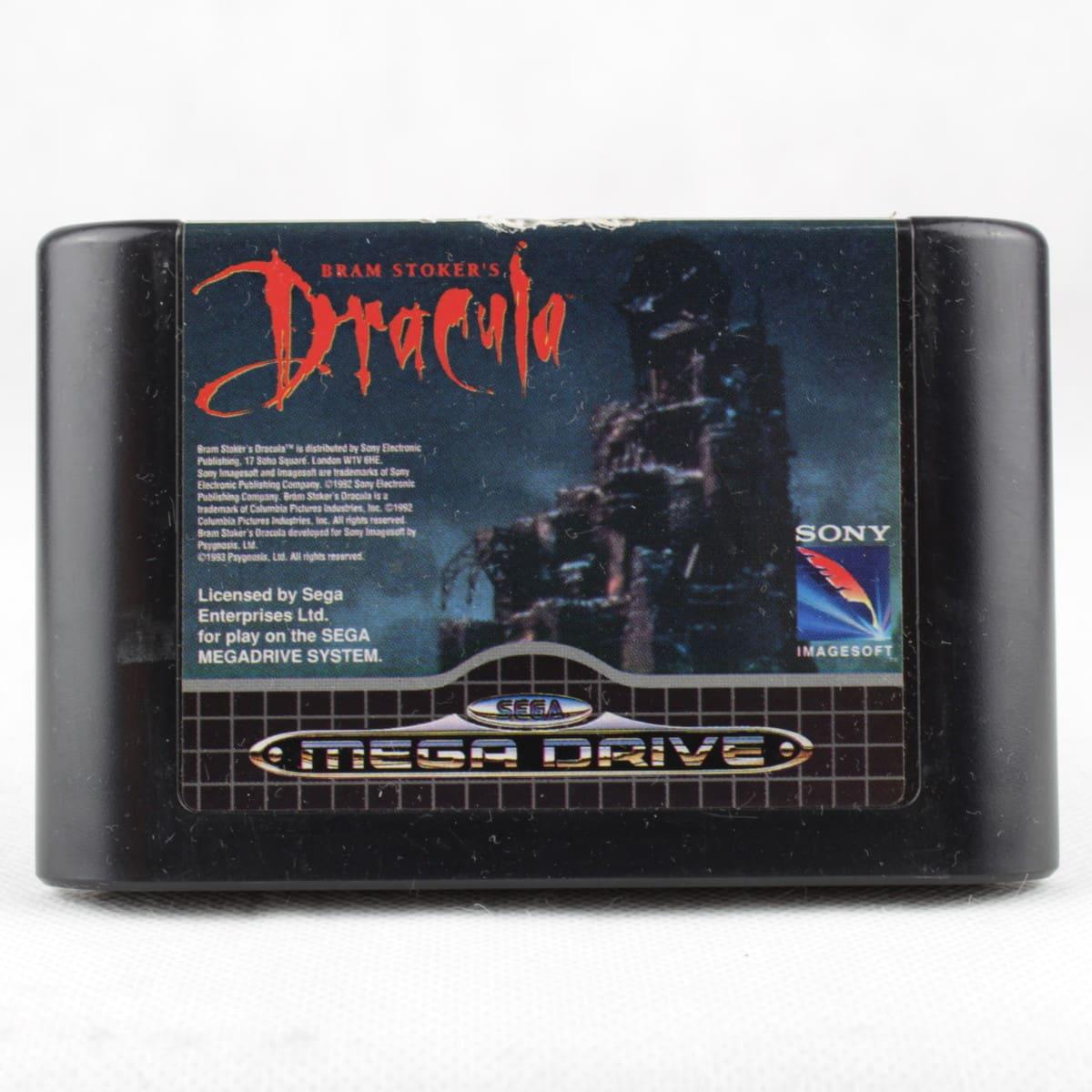 Bram Stoker's Dracula (SEGA Mega Drive - Cartridge)