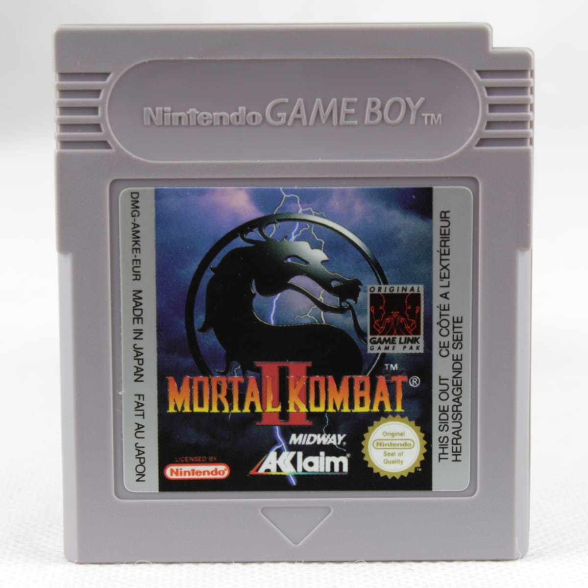 Mortal Kombat II (Game Boy)
