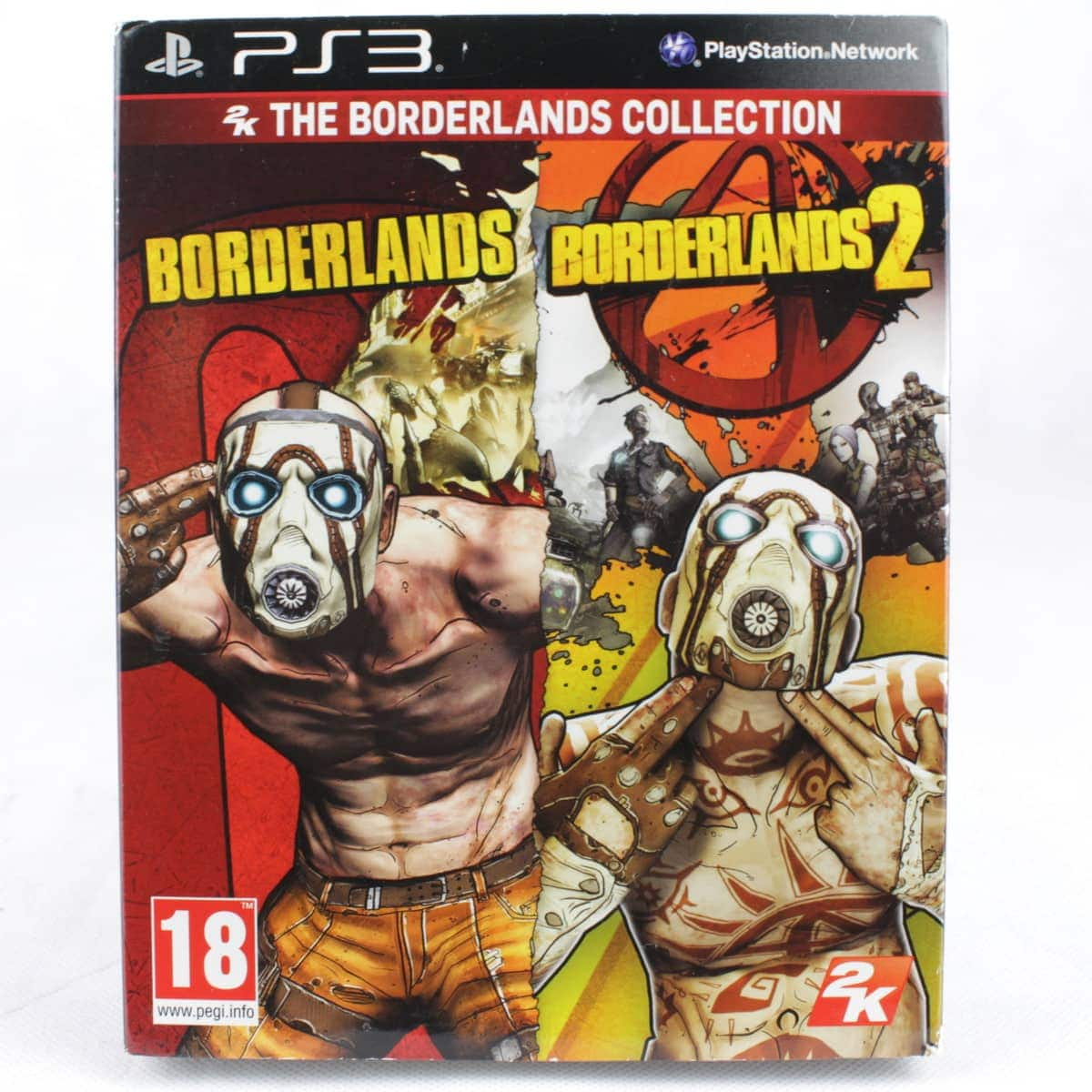 The Borderland Collection (PS3)