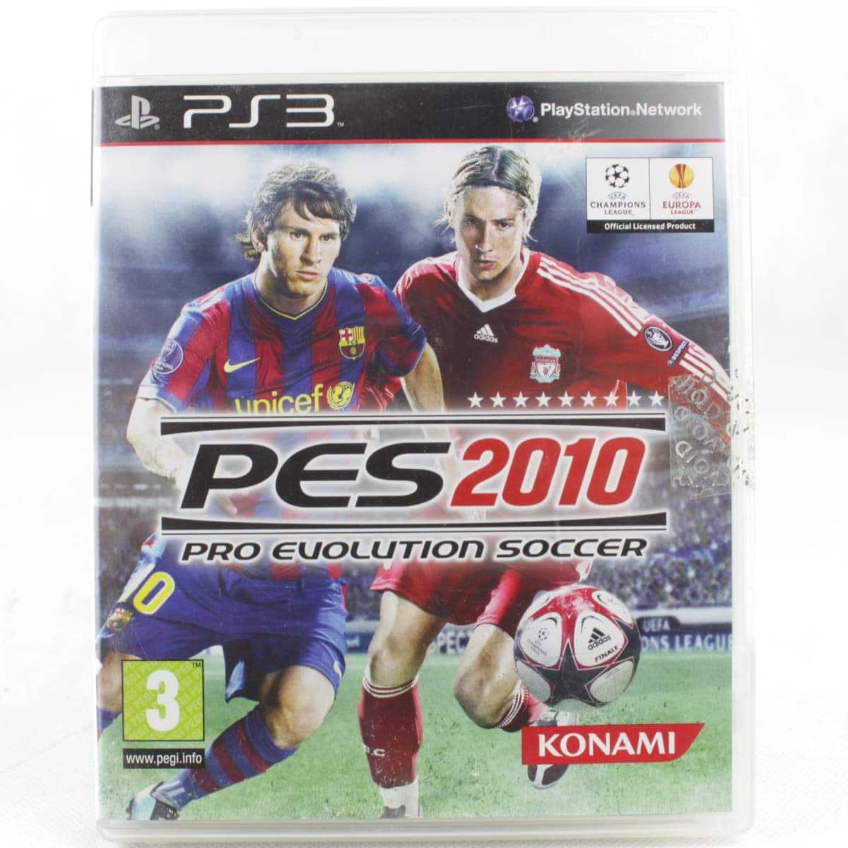 PES 2010: Pro Evolution Soccer (PS3)