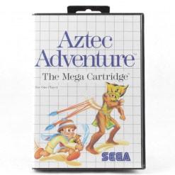 Aztec Adventure (SEGA Master System)