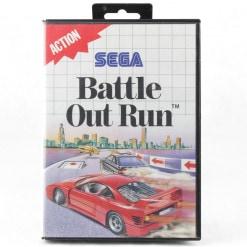 Battle Out Run (SEGA Master System)