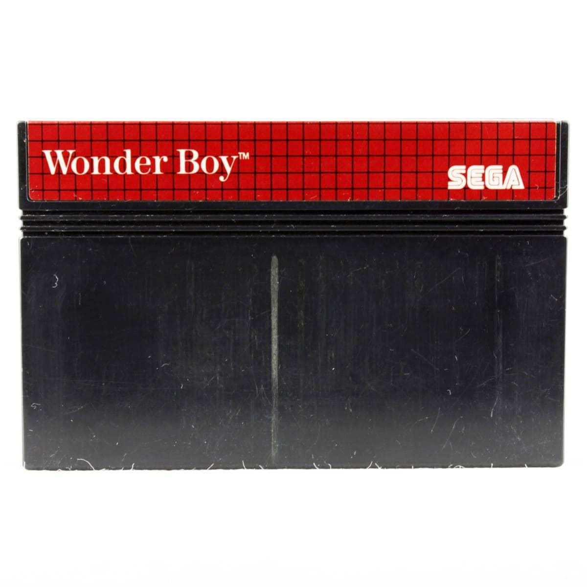 Wonder Boy (SEGA Master System - Løs spil)