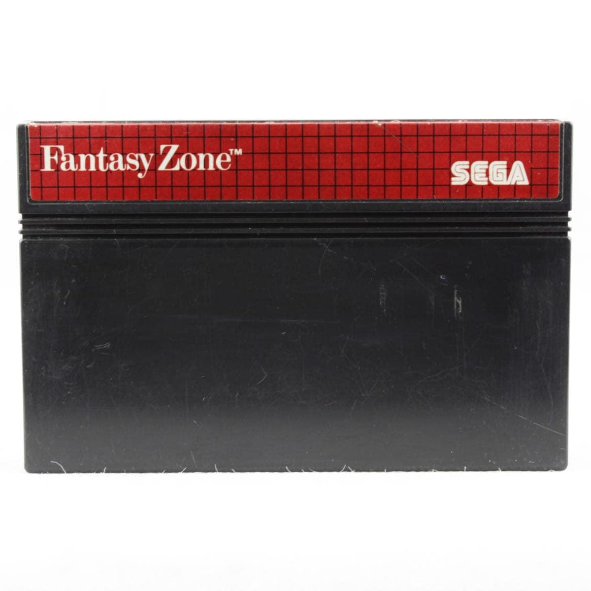 Fantasy Zone (SEGA Master System - Løs spil)