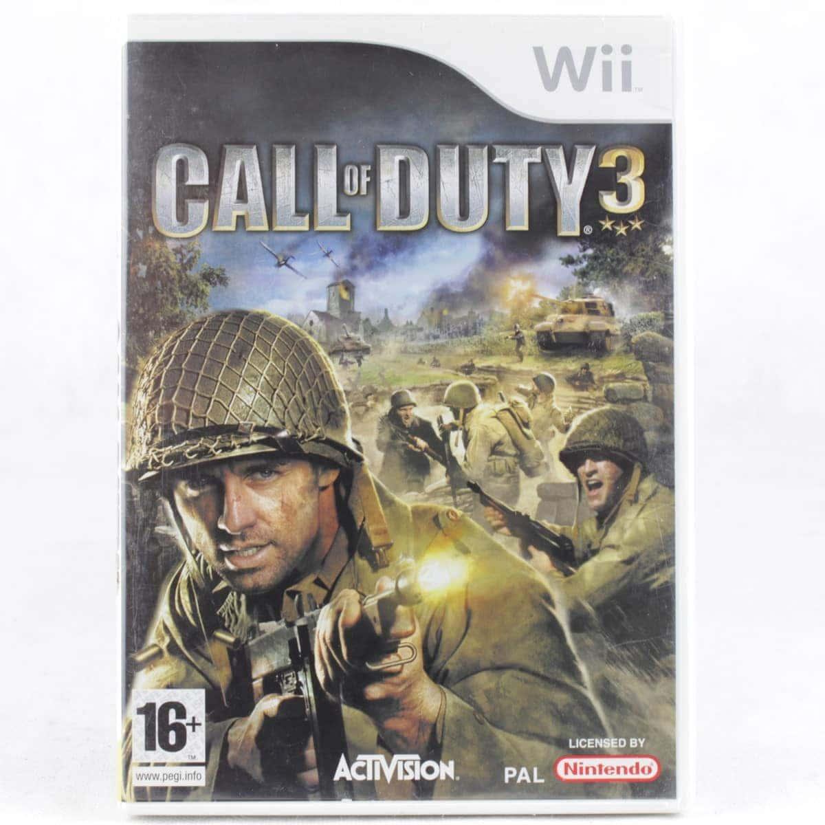 Call of Duty 3 (Nintendo Wii)