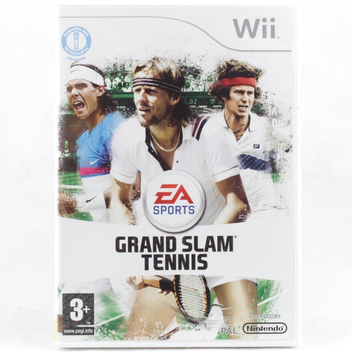 Grand Slam Tennis (Nintendo Wii)