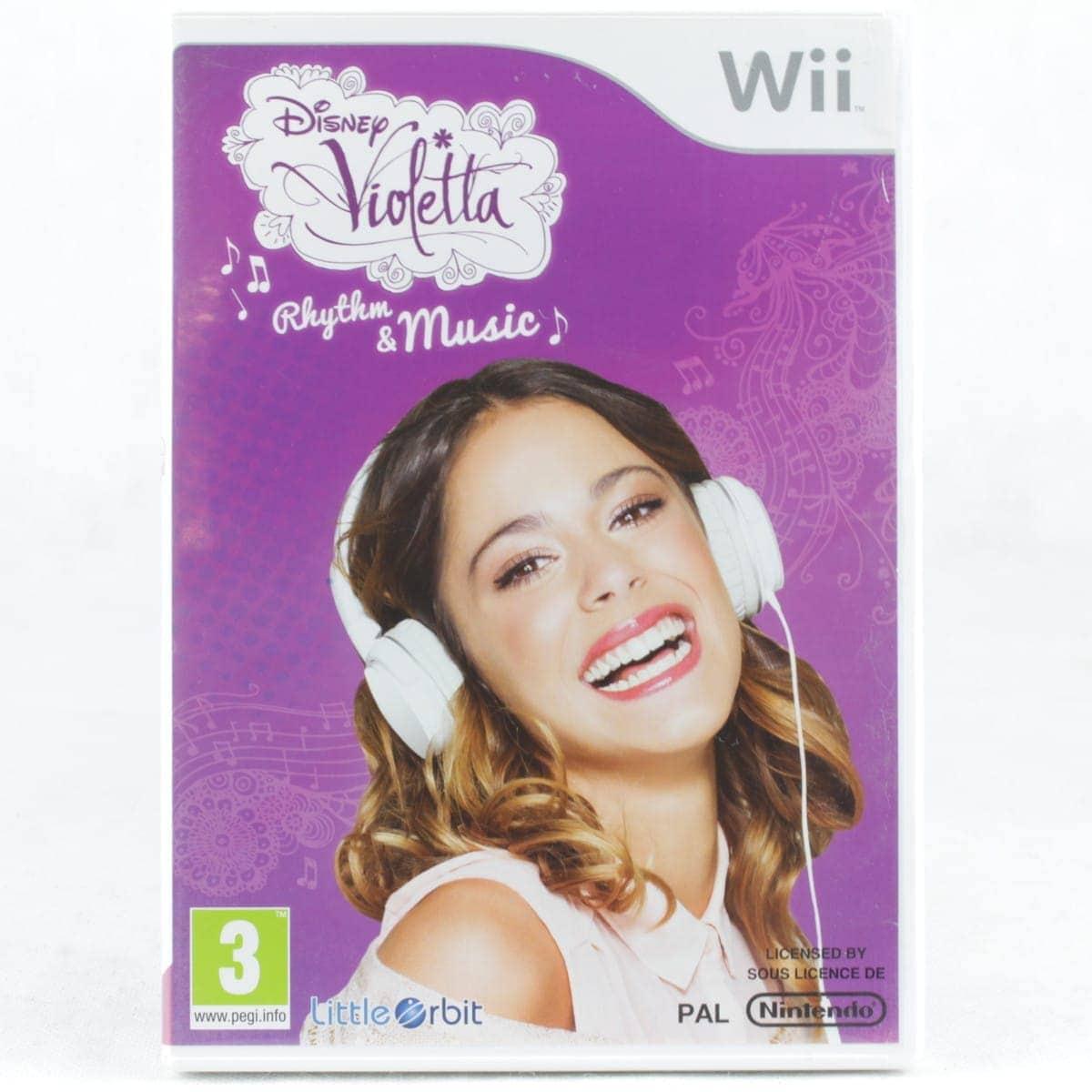 Violetta: Rhythm and Music (Nintendo Wii)