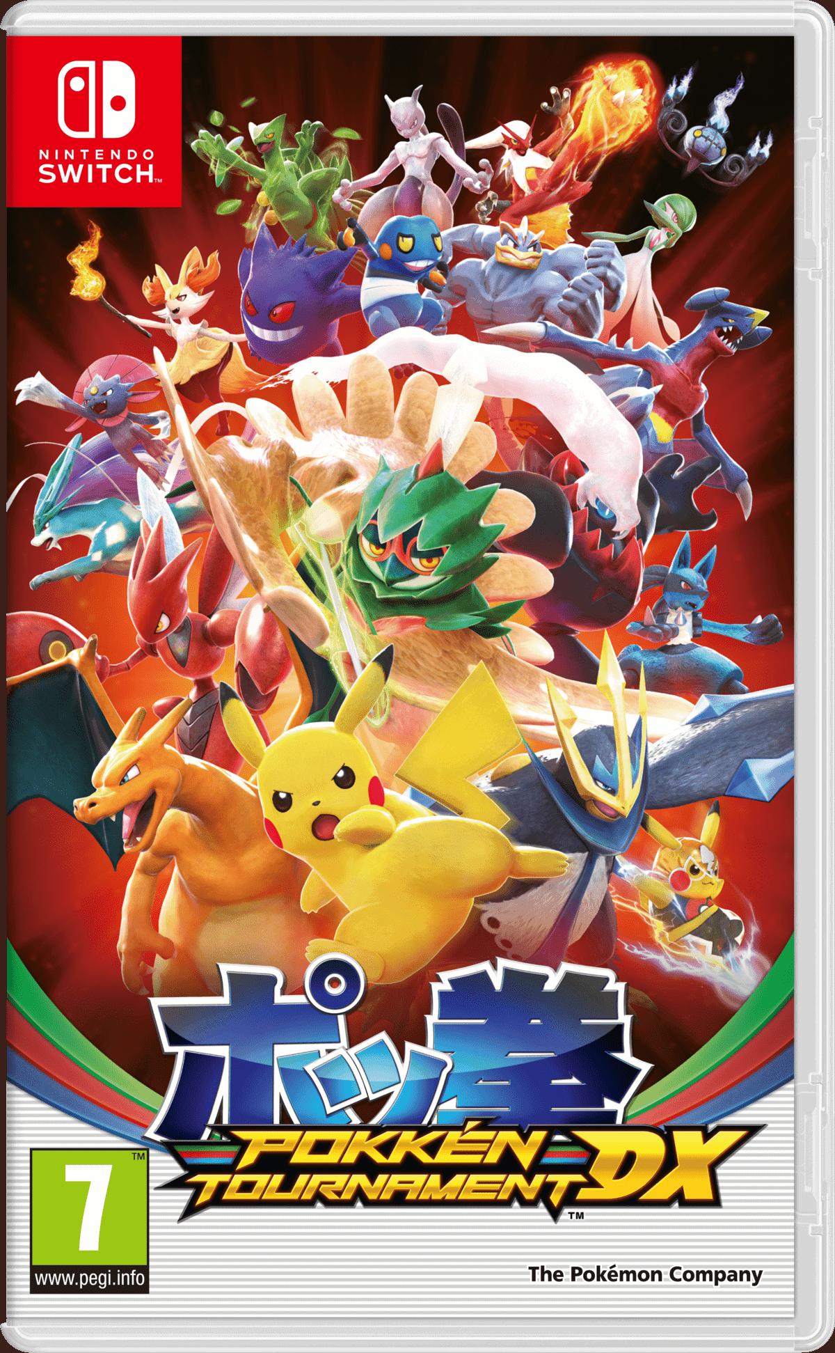 Pokkén Tournament DX (Nintendo Switch)