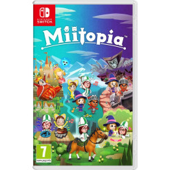 Miitopia (Nintendo Switch)