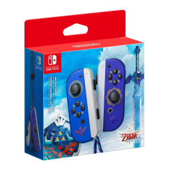 Joy-Con - The Legend of Zelda Skyward Sword Edition