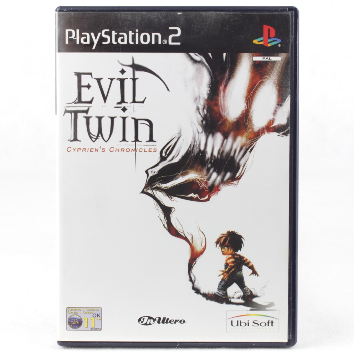 Evil Twin: Cyprien's Chronicles (PS2)