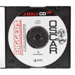Diggers & Oscar (CD32)