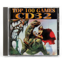 Top 100 Games CD32 (Amiga CD32)