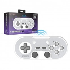 Retro-Bit Legacy 16 Wireless Grey