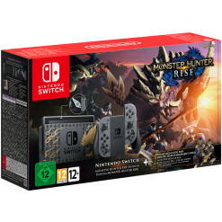 Nintendo Switch - Monster Hunter Rise Edition
