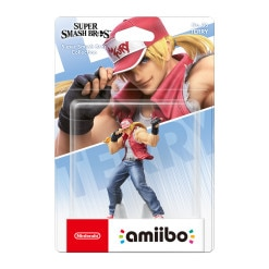Nintendo Amiibo Terry Bogard no. 86 (Super Smash Bros. Collection)