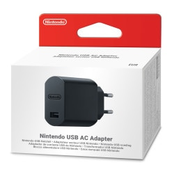 Nintendo USB AC Adapter EUR (Nintendo Switch/NES/SNES)