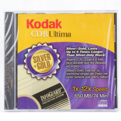 Kodak CD-R Ultima 650MB/74MIN