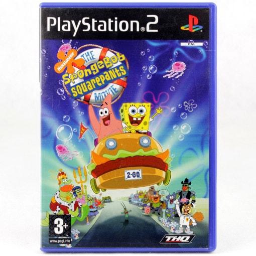SpongeBob SquarePants: The Movie (PS2)