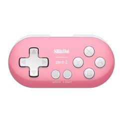 8BitDo Zero 2 Pink Edition