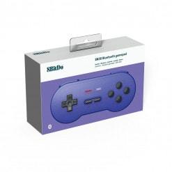 8Bitdo SN30 GP Blue Edition Gamepad
