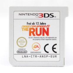 Need for Speed: The Run (Nintendo 3DS)