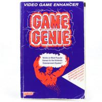 Game Genie instruktioner og koder