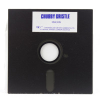 Chubby Gristle (Commodore 64, Disk)