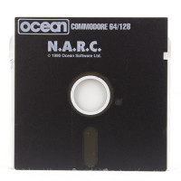 NARC (Commodore 64, Disk)