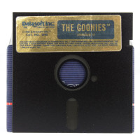 The Goonies (Commodore 64, Disk)